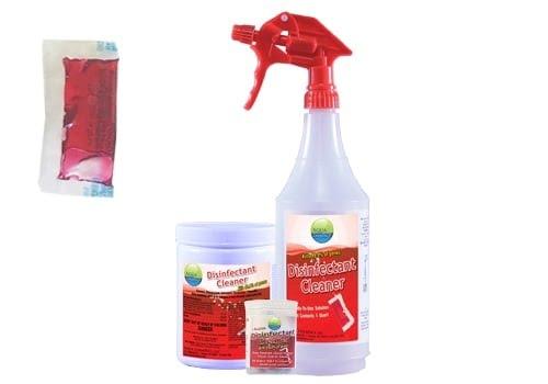 nxgb disinfectant cleaner for quarts
