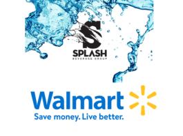 SBEV Splash Beverage WMT Walmart Q2 Price Target