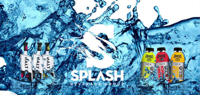 Splash Beverage Group ( OTCMKTS: SBEV ), Walmart ( NYSE: WMT ), Amazon ( NASDAQ: AMZN ), Copa Di Vino, Major Brands, products and distribution